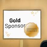 Gold Sponsor*in