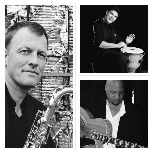 Monobeach Trio Wohnzimmerkonzert HH