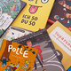 POLLE #1 + Kindercomic-Buch