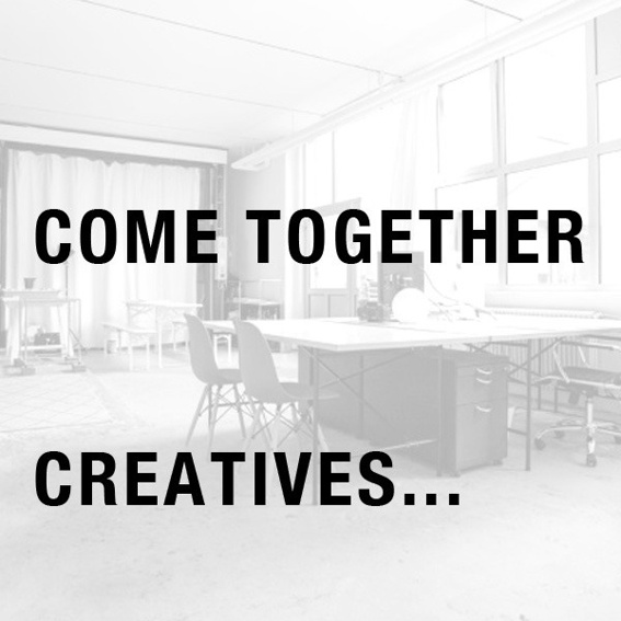 Come Together mit Start-Ups, Bloggern, Redaktion und Münchner Kreativen