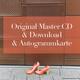 Original Master CD & Download & Autogrammkarte