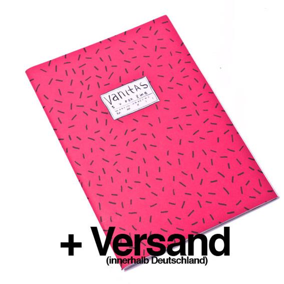1 Ausgabe »Superzine Vanitas« (Pre-Order)