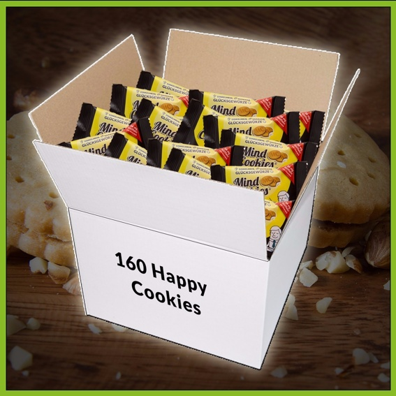 160 Happy Cookies