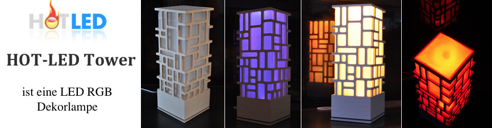 HOT-LED Tower small