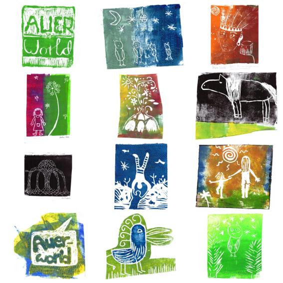 Auerworld-Festival-Buch zum Träumen