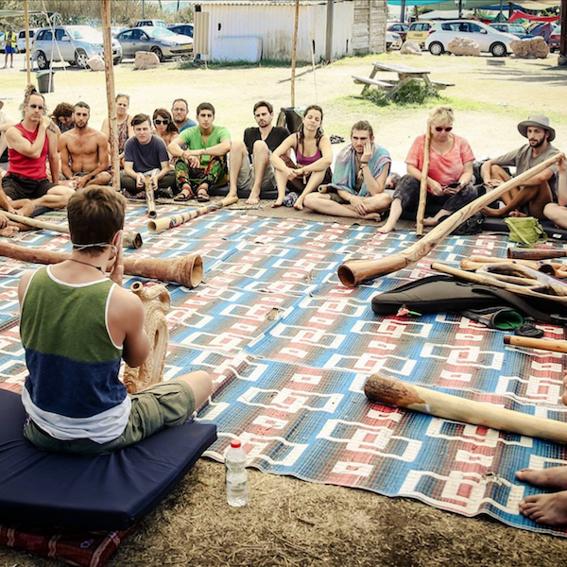 Didgeridooworkshop mit Aerodice