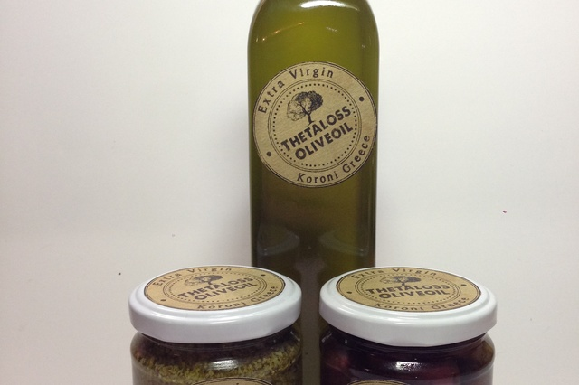 Thetaloss Olivenöl Das flüssige Gold Griechenlands
