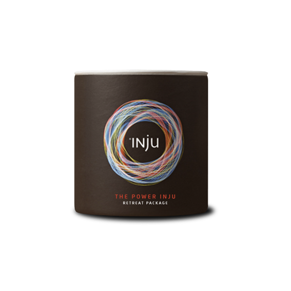 "INJU Energie Kur ""The Power Inju"" - Retreat Package"