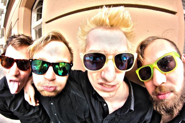 Skate Chords - Stultus Maximus - Debütalbum