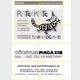 Werbe-Flache im Katalog des 18. SoToDo Kongress für Performance Kunst