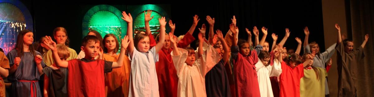 Musical Joseph und seine Brüder 2016