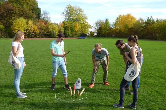 Outdoorspiel: Binagle