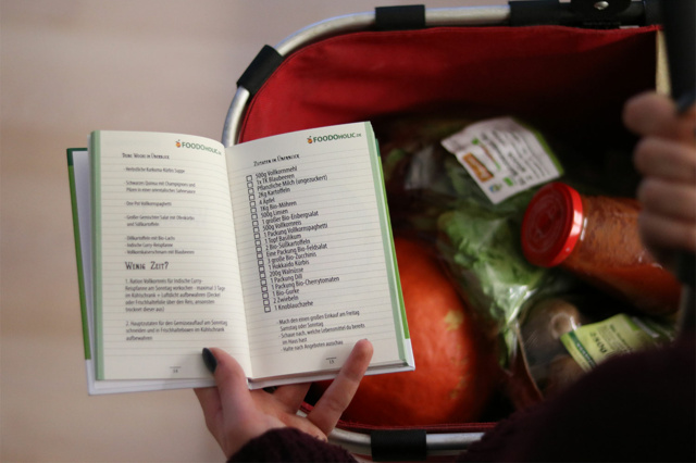 Foodoholic - Ein Planer, der verändert wie du isst
