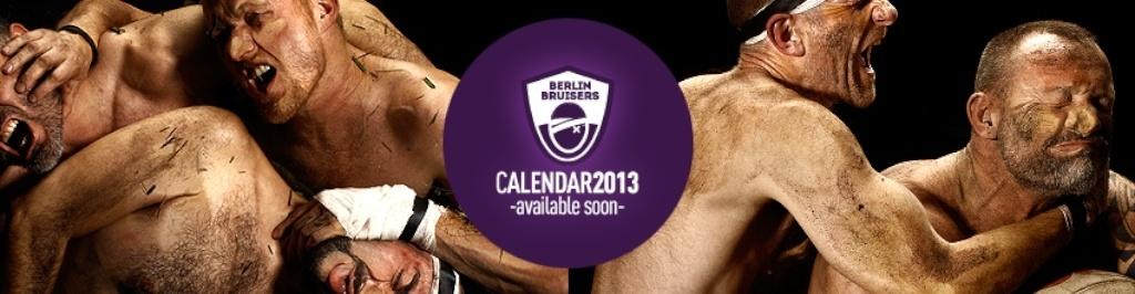 Berlin Bruisers 2013 Calendar