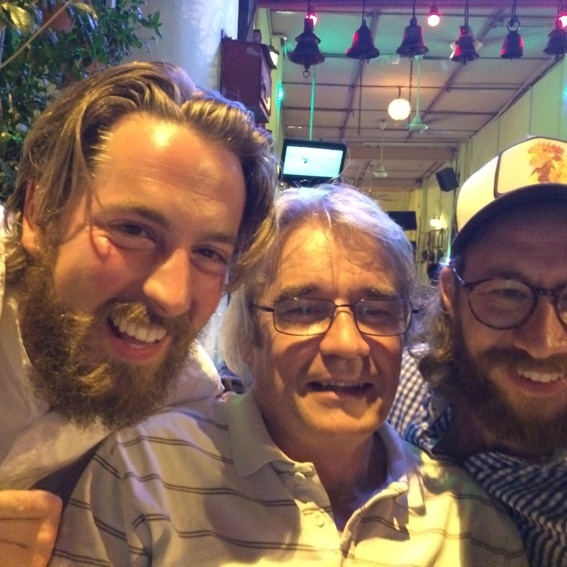 einhorn-Fang Malaysiareise mit den Gründern