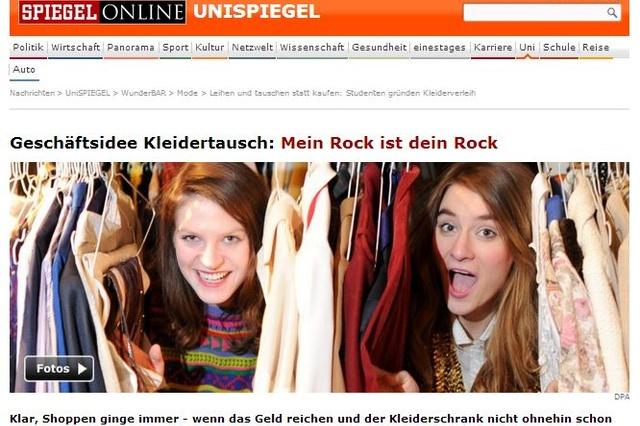 ONLINE-KLEIDEREI - Kleider leihen statt kaufen !