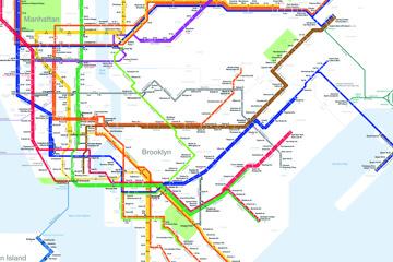 Routenplaner für alle Verkehrsmittel