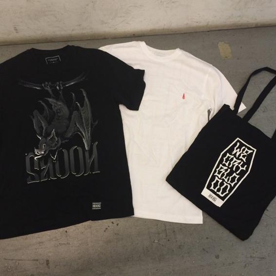 HOOKS Shirts und Beutel von Cottoncontrol