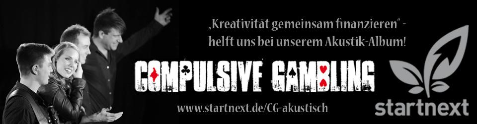 Compulsive Gambling - Produktion unseres Akustik-Albums