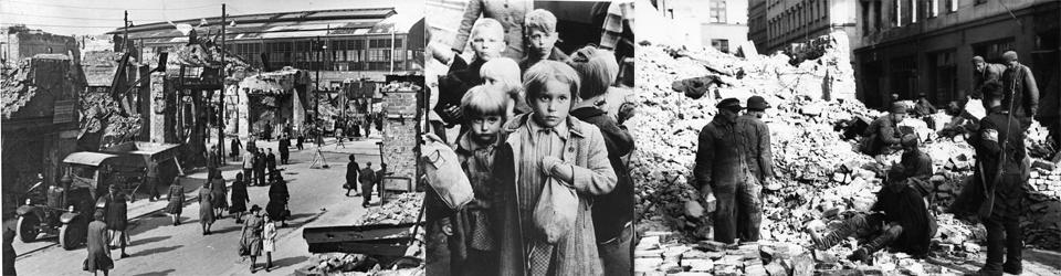 Auf der Suche nach den Nachkriegskindern