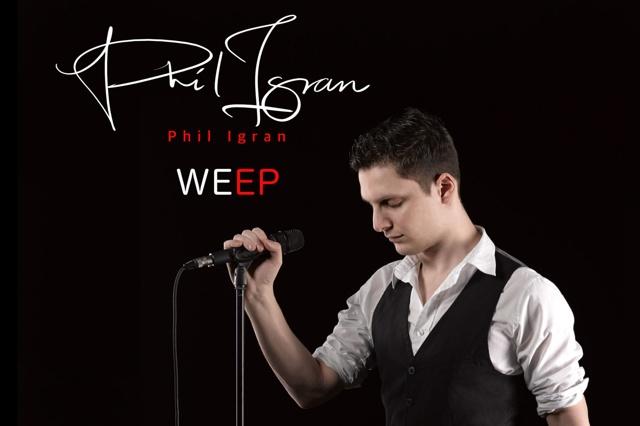 Phil Igran - WE-EP - (Release 2017)