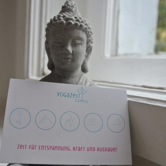 5-er Karte Yoga (zeitlich unbegrenzt)