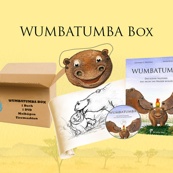 WUMBATUMBA Box im Doppelpack