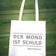 """Jutebeutel + Album """"Der Mond ist schuld"""""""