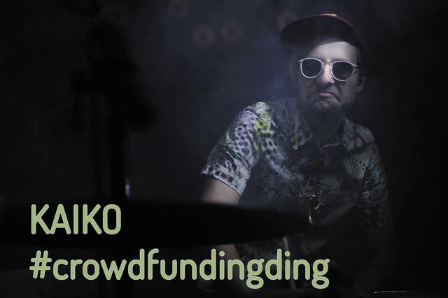 KAIKO - Debüt Album Crowdfundingding