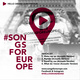 #SONGSFOREUROPE - Audio CD