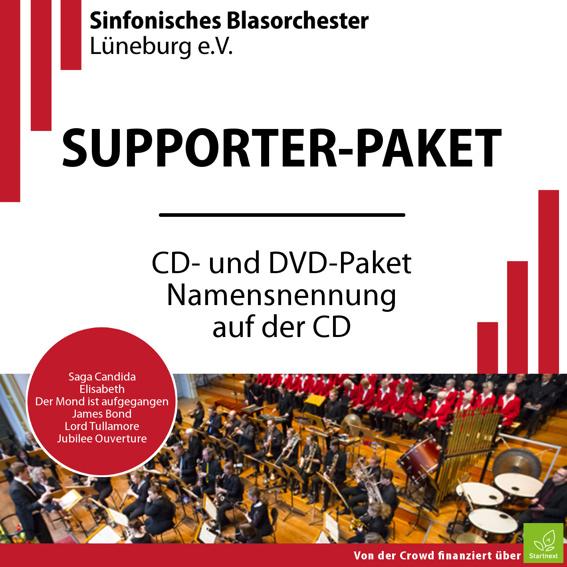 Supporter-Paket
