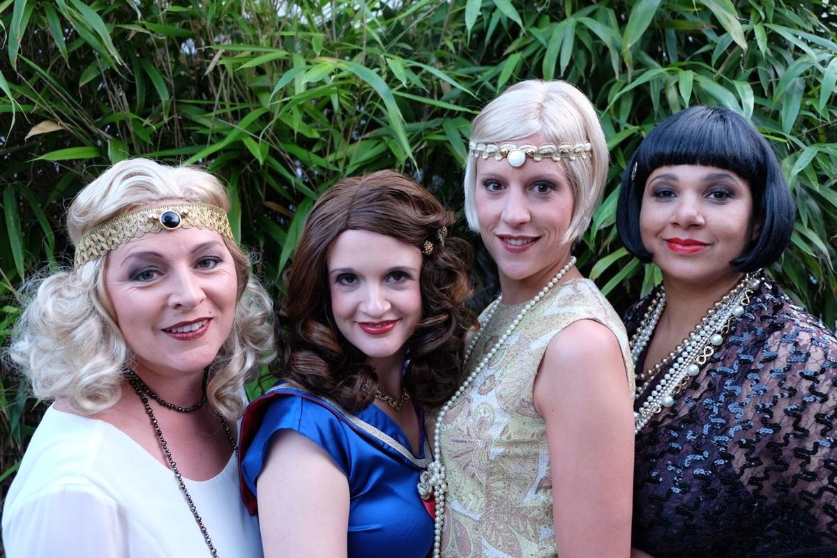 Femmes Fatales - 20er/30er Jahre A Cappella Quartett