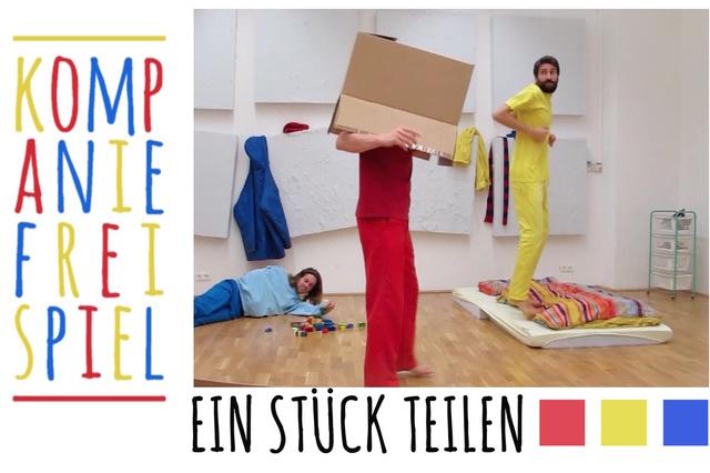 Ein Stück Teilen - for children from 5 years +