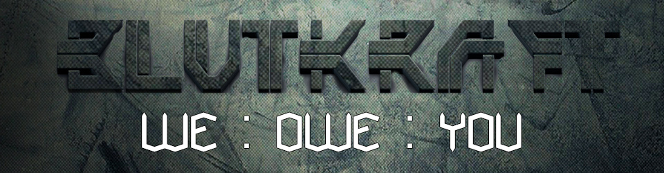 EP-Veröffentlichung: BlutKraft - We:owe:you