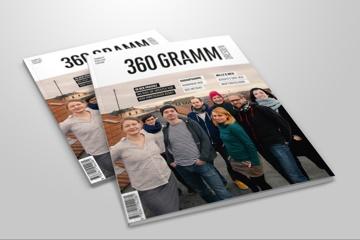 360 GRAMM – das Magazin für Dresden