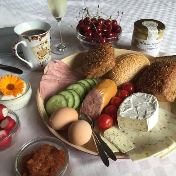 Schlemmer-Frühstück für Zwei