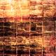 Kunstdruck aufgezogen 100/100 cm