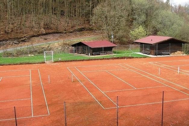 Tennis Court Rising