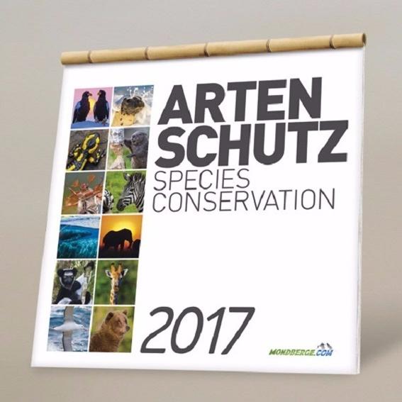 Mondberge-Artenschutzkalender 2017