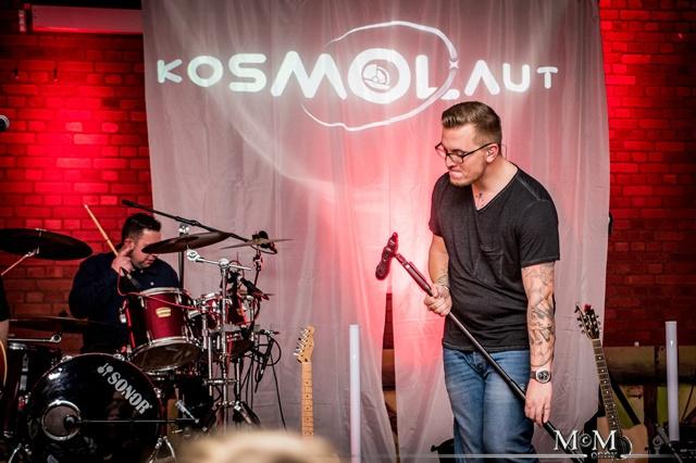KOSMOLAUT - Mit Eurer Hilfe zum Debüt-Album!