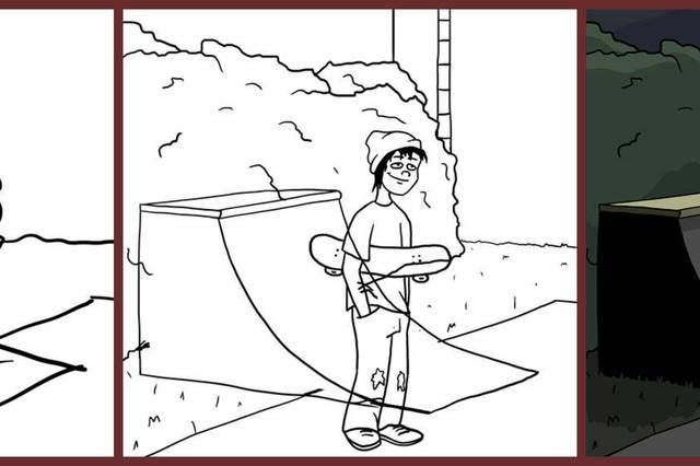 Godslave - Das animierte Video