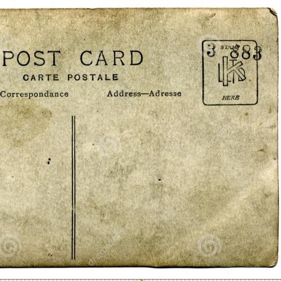 Postkarte aus Gambia