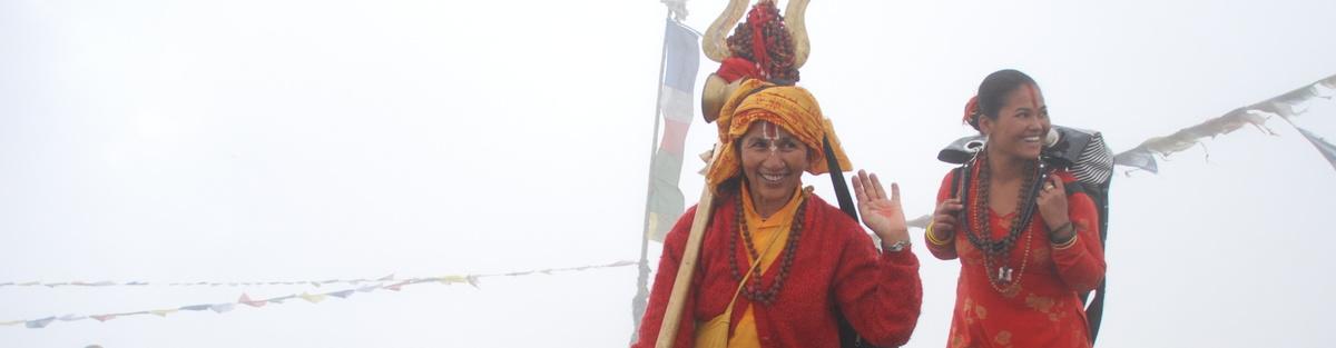 Shamans of Nepal .