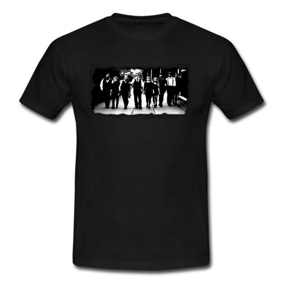 Das Warrior-T-Shirt