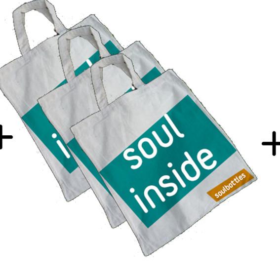 soulbottles PLATINUM PACK