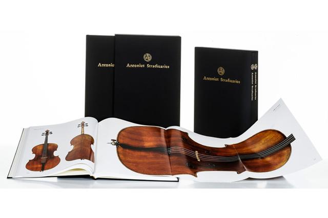 Antonio Stradivari Fotobildbände für die Geigenschule Mittenwald