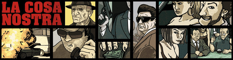 La Cosa Nostra - Kartenspiel