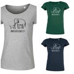 #weilküssenfetzt T-Shirts