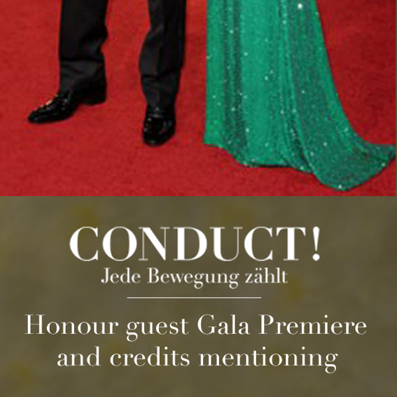 Guest of honor & Film Title