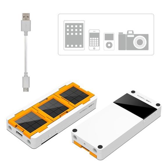 ClicDoc + 3 Clicc-Solarmodule | Erste Serie, voraussichtlicher Ladenpreis 89,90€